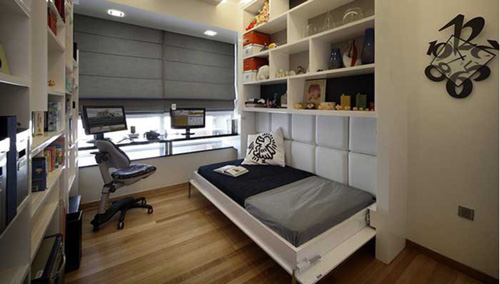 Source: Contemporary Bedroom by Other Metro Interior Designers & Decorators The Interior Place (S) Ptd Ltd