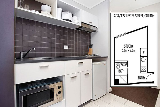 Small Spaces Micro Apartments Ipswich Granny Flats